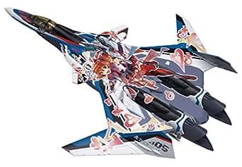 マクロスデルタ VF-31J改 ジークフリード(ハヤテ・インメルマン機)デカルチャーVer.(仮) 1/72スケール プラモデル