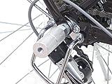 自転車 ハブステップ(リア変速機用保護ナット)