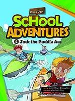 e-future School Adventures レベル1-4 Jack the Paddle Ace CD付 英語教材
