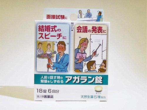 (医薬品画像)アガラン錠(アガラン)