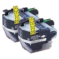 ブラザー用 互換 LC3129 【 LC3129BK 】 2本 互換インク BK ( ブラック ) 2本 MFC-J6995CDW 対応/保証/残量IC付 ISO取得工場製造