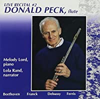 Donald Peck-Live Recital No. 2