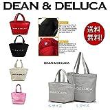 DEAN&DELUCA トートバック エコバッグ 5カラー 2サイズ レディース (S, グレー)