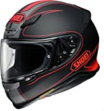 ショウエイ(SHOEI) バイクヘルメット フルフェイス Z-7 FLAGGER(フラッガー) TC-1(RED/BLACK) M (頭囲 57cm)