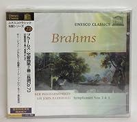 Brahms: Symphonies 2 & 3
