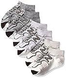 ニューバランス 靴 (ニューバランス)New Balance(ニューバランス) キッズ ソックス 3Pパック JASL7774 3Pソックスガールズシューズ