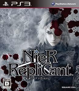 ニーア レプリカント 特典 ミニアルバム「ウラギリノコエ」付き - PS3