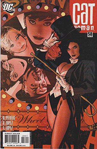 アメコミリーフ『キャットウーマン(CAT WOMAN)』#58
