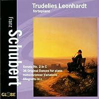 Franz Schubert: Piano Works Volume 2 by Trudelies Leonhardt (2006-05-09)