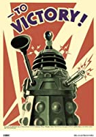 Doctor Who Dalek To Victory TV Poster Print by Other Manufacturer