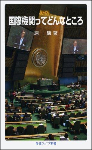 国際機関ってどんなところ (岩波ジュニア新書)の詳細を見る
