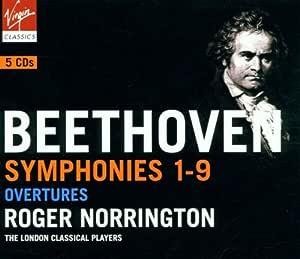 Symphonies 1-9 / Overtures