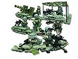 アメリカ軍 米軍砲兵旅団 ジャングル部隊 7体 重火器フルセット MODERN WAR [正規品]
