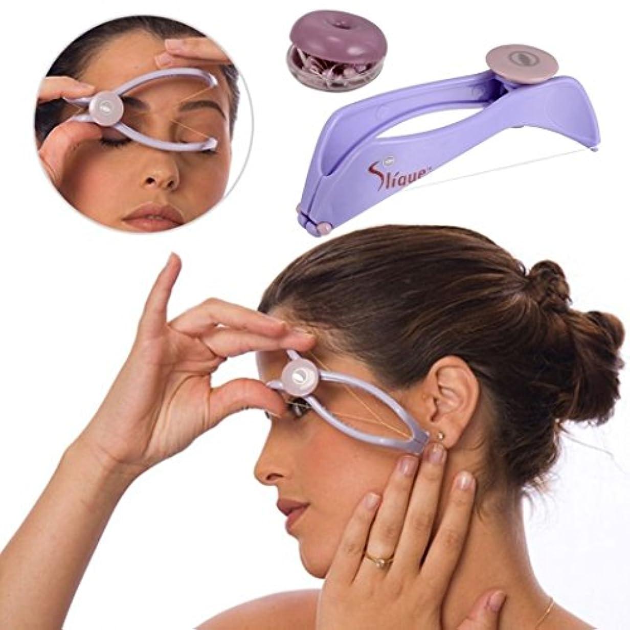 飲料検出可能倉庫女性の美しさを手動工具面の貫通スパフェイシャル脱毛髪リムーバーハイチツールセット