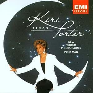 Kiri Sings Porter / Te Kanawa, Matz, New World Philharmonic