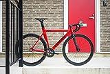 LEADER BIKES リーダーバイク 725TR Complete Bike コンプリートバイク 完成車 (レッド(RED), S 163cm~173cm)