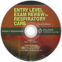 CD-ROM Practice Test for Wojciechowski's Entry Level Exam Review for Respiratory Care