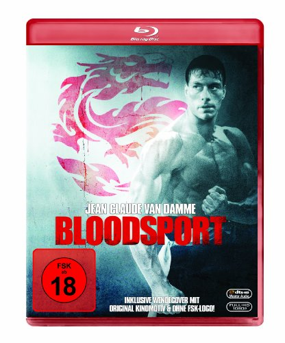 Bloodsport [Blu-ray] [Import allemand]