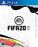 FIFA 20 Champions Edition 【限定版同梱物】・3日間の先行アクセス ・最大12個のレアゴールドパック ・レンタルアイコン選手ピック ・スペシャルエディションのFUTユニフォーム 同梱 & 【Amazon.co.jp限定】アイテム未定 付 - PS4