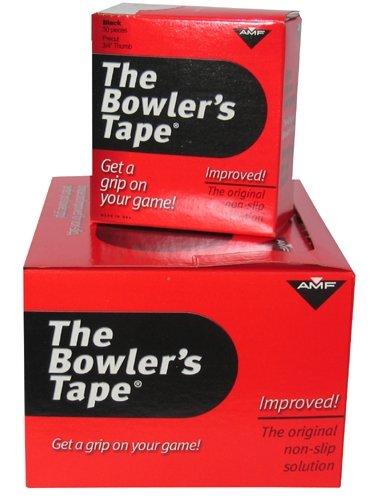 AMF ボウラーズテープ 3/4 ブラック 500ピースロール