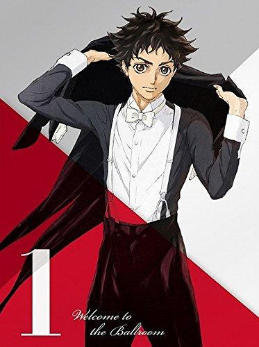 TVアニメ「ボールルームへようこそ」第1巻【Blu-ray】