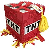 Pixelated TNT Pinata by apinata4u New Year 's Party Favor