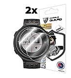 For Garmin Approach s6ゴルフウォッチ(SC) (2x) SmartwatchスクリーンプロテクターInvisibleウルトラHDクリアフィルムAnti Scratchス..