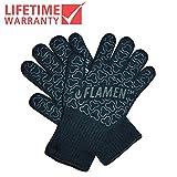 Flamen 耐熱性キッチン&BBQグローブ(耐熱温度500度)2枚セット【超耐熱性能アラミド繊維使用】〔正規輸入品〕
