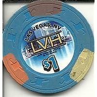 $ 1 LVHラスベガスカジノチップObsolete