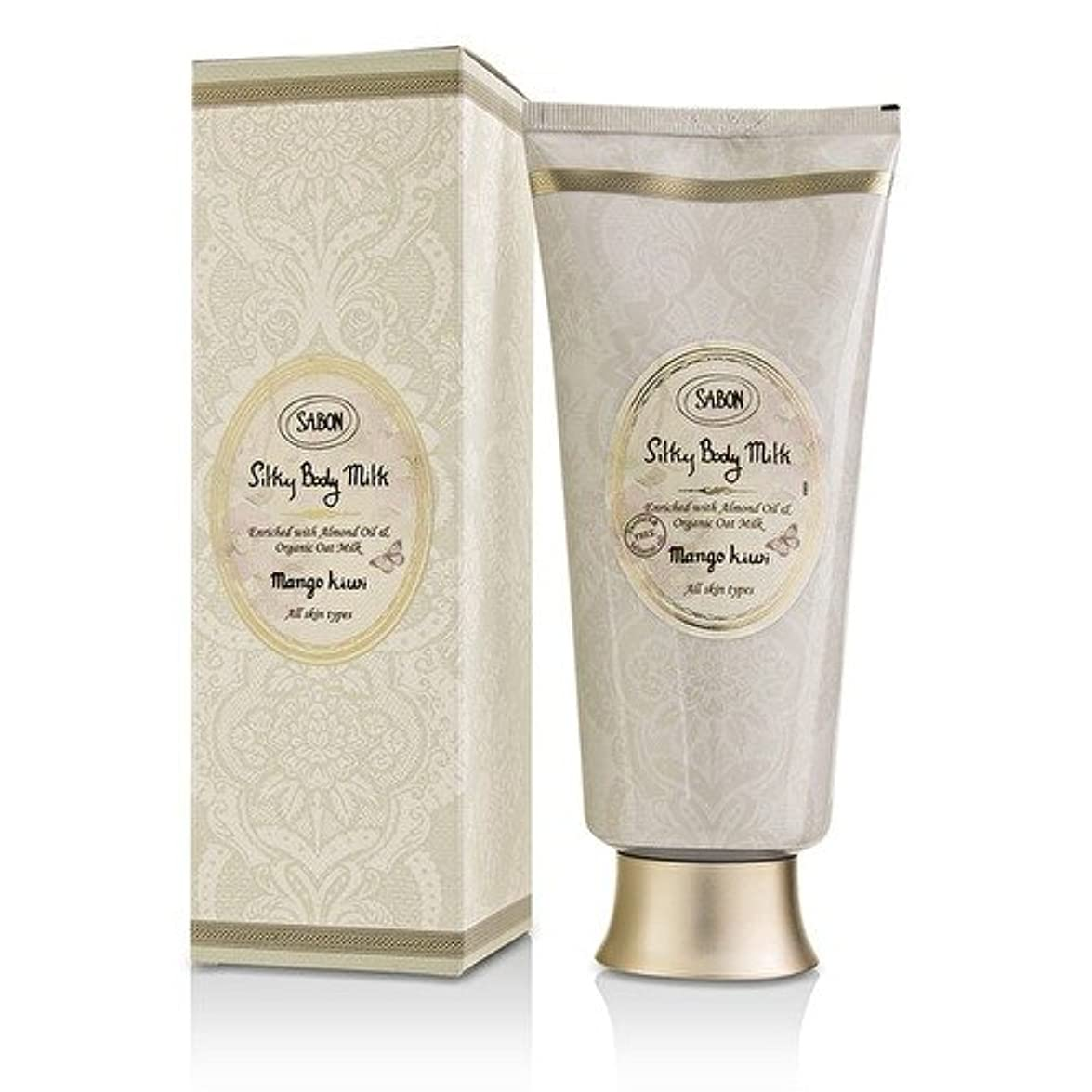 サボン Silky Body Milk - Mango Kiwi 200ml/7oz並行輸入品