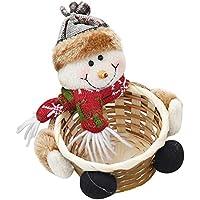 クリスマスキャンディバスケット クリスマス クリスマスキャンディバスケット クリスマスアップルバッグ 子供のキャンディバッグ 新しいクリスマスデコレーション用品 クリスマスアップルバッグ サンタクロース子供用キャンデーバッグ ドレスアップホリデーギフトバッグ キャンディストレージバッグ