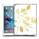 Amazon.co.jpオフィシャル Caitlin Workman スプリングリーフ・ゴールド オーガニック ハードバックケース Apple iPad Pro 12.9