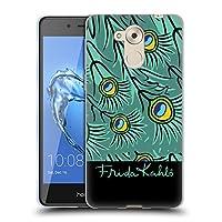 Official Frida Kahlo フェザー ピーコック ソフトジェルケース Huawei Honor 6C Pro / V9 Play