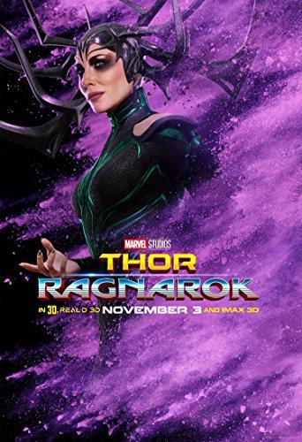 マイティ・ソー バトルロイヤル Thor: Ragnarok シルク調生地 ファブリック アート キャンバス ポスター 2 約60×90cm マイティー ソー [並行輸入品]