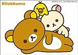 東京ステッカー ウォールステッカー リラックマ 「シンプル_009」 TS0094ASS マッチングジャパン -
