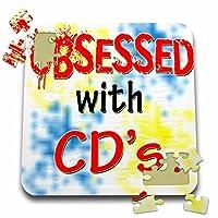 ブロンドDesigns Obsessed with–Obsessed with CD–10x 10インチパズル( P。_ 241566_ 2)