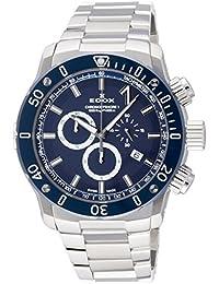 [エドックス]EDOX 腕時計 クロノオフショア1 クロノグラフ 10221-3BU3M-BUIN3 メンズ 【正規輸入品】