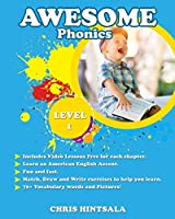 Awesome Phonics: Level 1