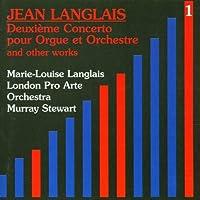 Langlais;Conc.Organ & Orch.