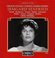 Grosse Sanger unseres Jahrhunderts: Irmgard Selfried