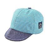 YideaHome 帽子 キャップ 野球帽 べビー キッズ 子供 ユニセックス 男女兼用 シンプル サイズ調整 可能 アウトドア