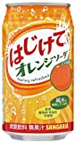 はじけてオレンジソーダ 350g ×24本