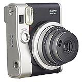 FUJIFILM インスタントカメラ チェキ instax mini 90 ネオクラシック ブラック INS MINI 90 NC 画像