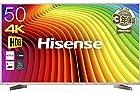 23日まで【タイムセール祭】Hisense 50V型 4K 液晶 テレビ 45800円❕