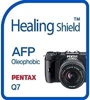 Healingshield スキンシール液晶保護フィルム Oleophobic AFP Clear Film for PENTAX Camera Q7 [2pcs]
