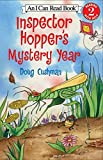Inspector Hopper's Mystery Year (I Can Read Level 2)