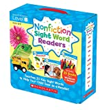 Nonfiction Sight Word Readers: Guide Reading Level B, Ages 3-7 (Nonfiction Sight Word Readers Parent Packs)