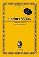 Violin Concerto Op. 64 E Min