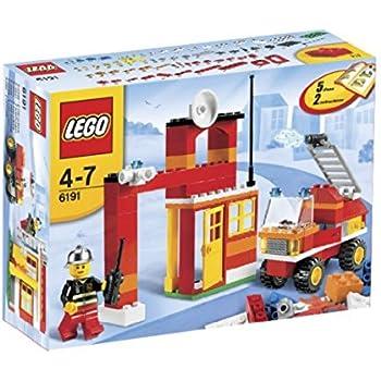 レゴ (LEGO) 基本セット 消防 6191