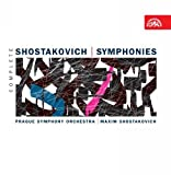 ショスタコーヴィチ:交響曲全集 (10CD) [Import] (COMPLETE SYMPHONIES)